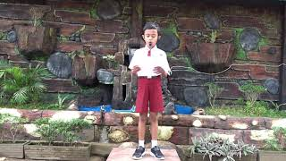 lomba pidato Fahri Algozali LPMP Sumatera Selatan