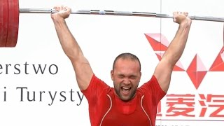 2013 World Weightlifting Championships, Men 105 kg \ Тяжелая Атлетика. Чемпионат Мира