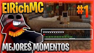 #1💀 ElRichMC Fuera de Contexto Mejores Momentos| Walmitri