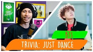 REAGINDO À BTS - Trivia 起: Just Dance J-HOPE LOVE YOURSELF ANSWER Legendado