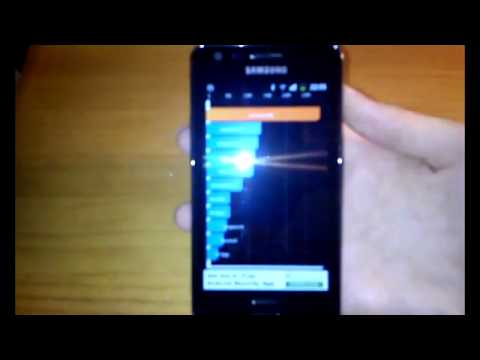 Review Samsung Galaxy R en Español