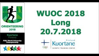 WUOC 2018 Long - Kuortane