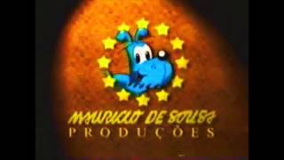 Mauricio De Sousa Logo History