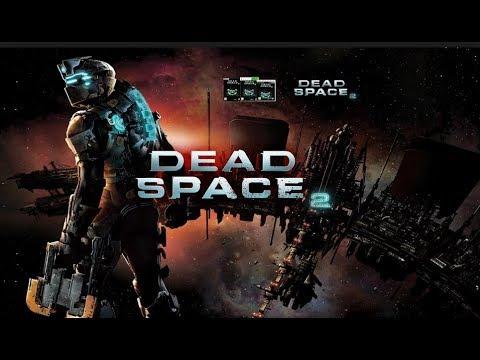 Полное прохождение DEAD SPACE 2.Часть 1. С веб камерой.