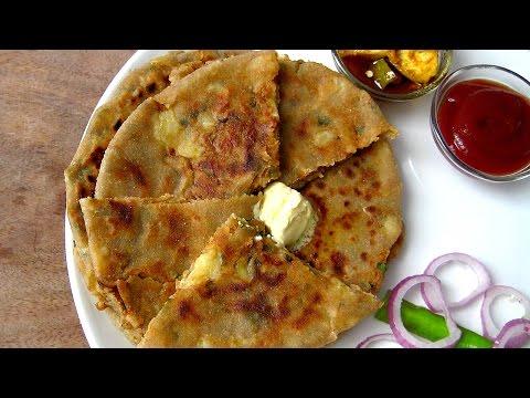 Aloo Paratha Recipe by Sonia Goyal @ ekunji.com