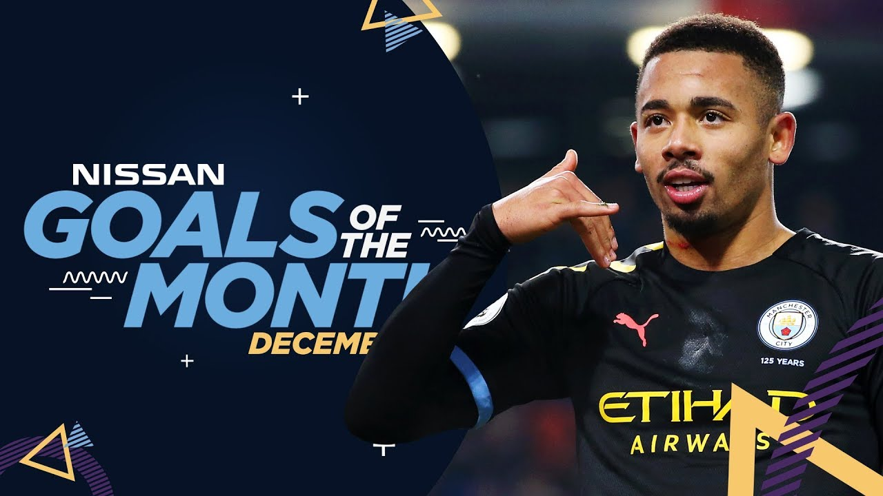 DECEMBER GOALS OF THE MONTH 19/20 | De Bruyne, White, Rodrigo & Braaf