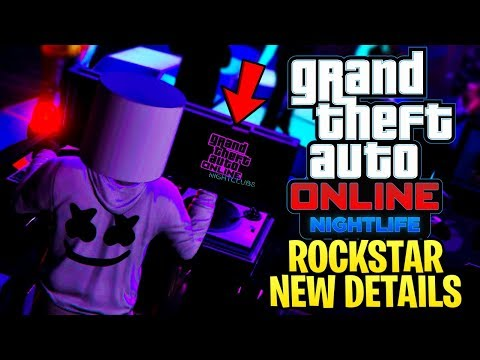 Rockstar FINALLY Confirms Official Nightclub Update Info Coming Soon (Probably Later This Week)