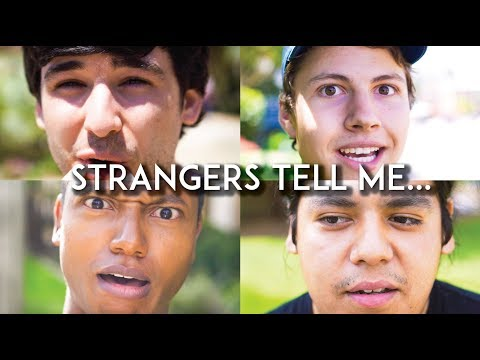 Strangers Tell Me A Story...