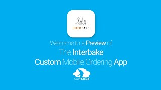 Interbake - Mobile App Preview - INT387W