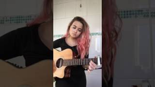 Heathrow Catfish and the bottlemen cover-Ella Hudson