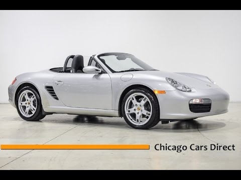 Chicago Cars Direct Reviews Presents A Porsche Boxster - Sports cars direct