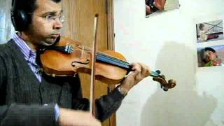 And I Love Her (Beatles) - Violin