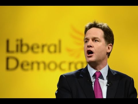 All About Nick Clegg - Liberal Democrat Leader - UK Election 2015