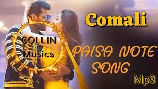 Paisa note song || comali || MP3 || Collin musics