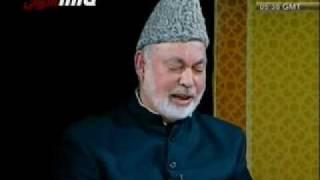 Persecution of Ahmadiyya Muslim Jama'at - Urdu Discussion Program 12 (part 5/6)