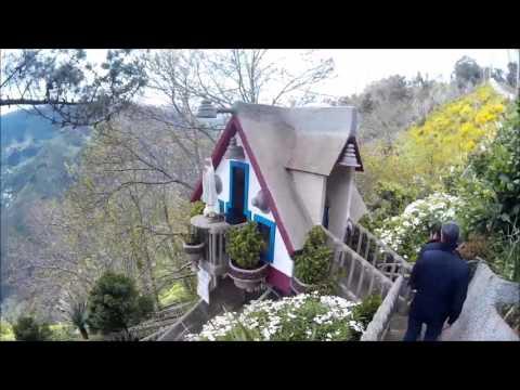 Passeio ao Miradouro da Sagrada Família - Madeira - 6/5/2017