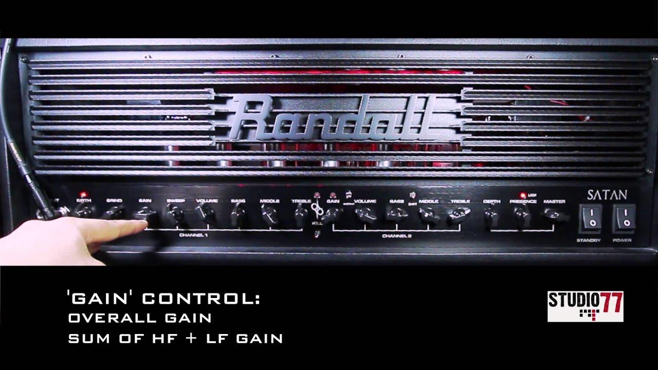 Randall - SATAN Amp Playthrough