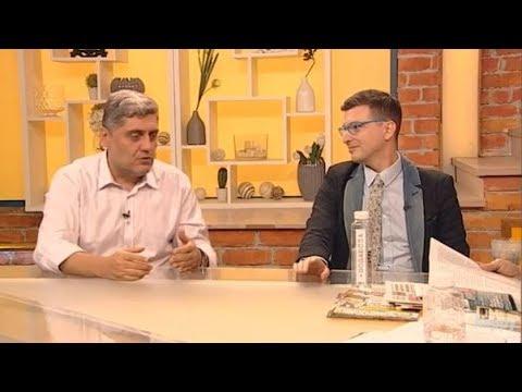 Miroljub Petrović i predstavnik LGBT populacije - Dobro jutro Srbijo - (TV Happy 10.05.2018)