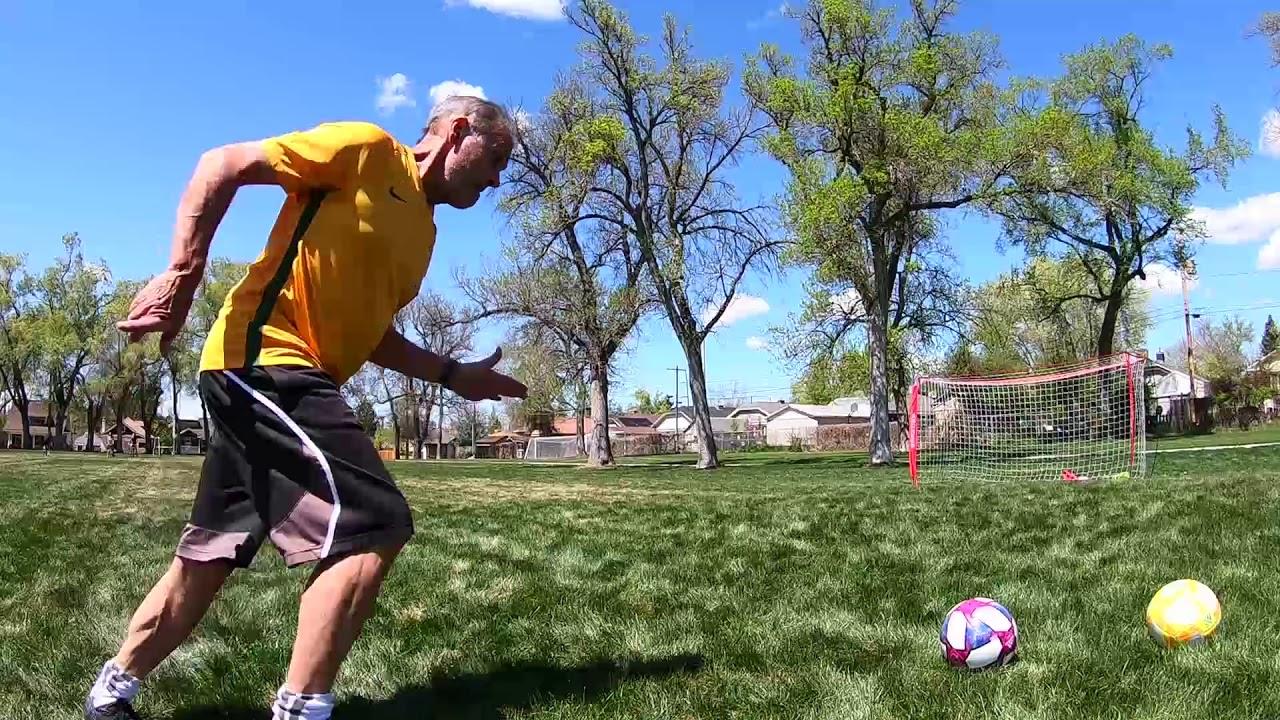 Fairmont Park Soccer Practice