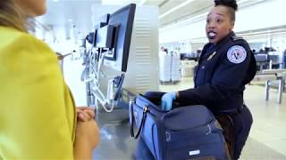 AskTSA: Preparing Carry-on Bags for Security Screening