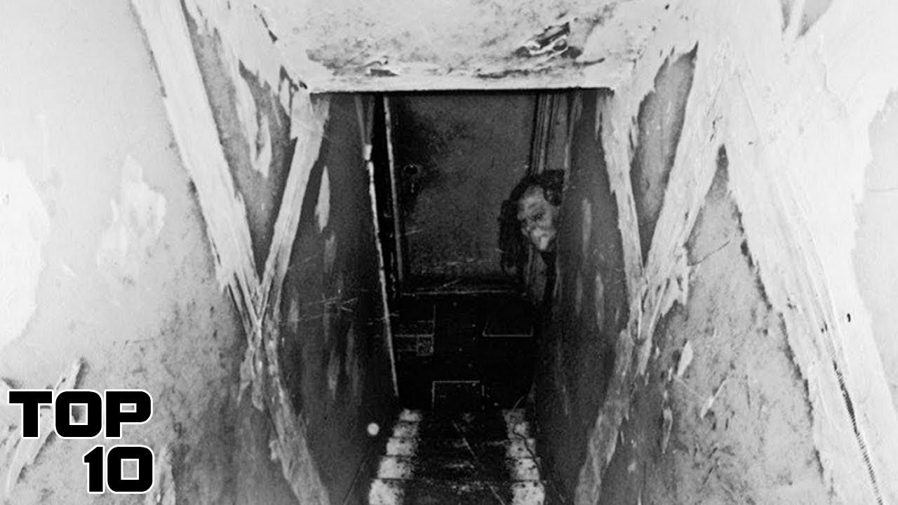 Top 10 INSANE Things Found In Basements