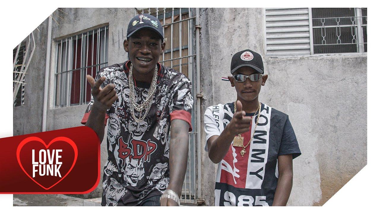 Download MC Menor da VU e MC Neguinho BDP - Meu Crime é o Funk (Love Funk) DJ Alle Mark