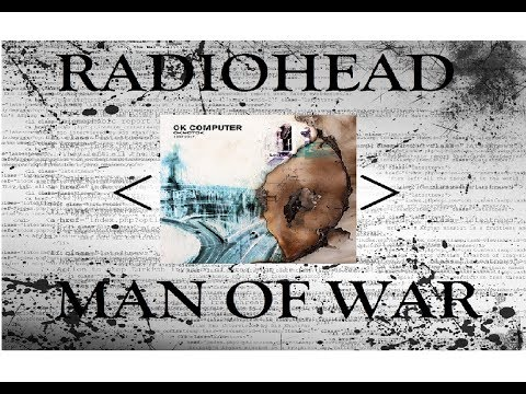 Radiohead - Man Of War (Lyrics Ingles & Subtitulos Español)