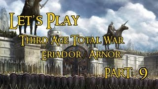 Third Age Total War (MOS submod): Eriador/Arnor campaign part 9: Coldfells is ours!