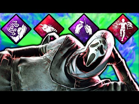 DETECTIVE GHOSTFACE BUILD! - Dead by Daylight | 30 Days of Ghostface -  Day 6 |