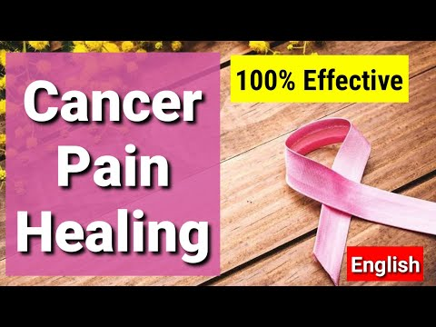 Cancer Pain Healing | Alternative Treatment | Hypnotherapy Hypnosis | Guided Meditation English