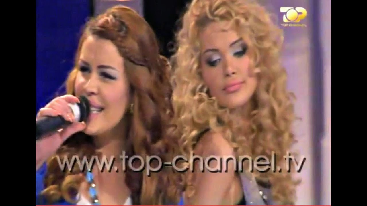 Greta & Eni Koçi - I wanna dance with somebody (live E diell)