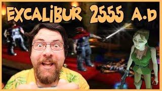 Joueur du Grenier - Excalibur 2555 A.D - Playstation