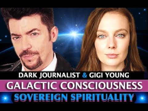 ET TIMELINES ATLANTIS UFOS & SOVEREIGN SPIRITUALITY! GIGI YOUNG & DARK JOURNALIST