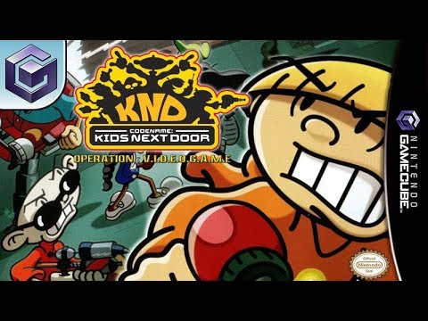 longplay-of-codename:-kids-next-door:-operation-v.i.d.e.o.g.a.m.e.