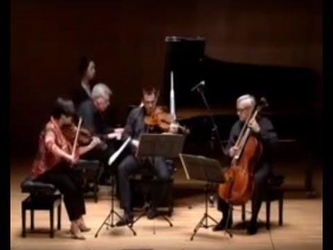 Fauré Piano Quartet No.1 in C minor, op.15
