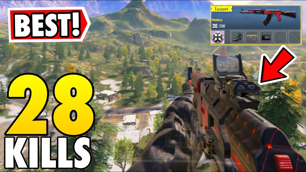 AK47 IS OP IN CALL OF DUTY MOBILE BATTLE ROYALE! thumbnail