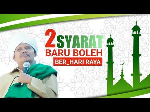 Ingat !!! 2 Syarat baru boleh berlebaran (Hari Raya) | TGH. Hilman Zainuri, QH., S.Pd.I from YouTube · Duration:  9 minutes 39 seconds