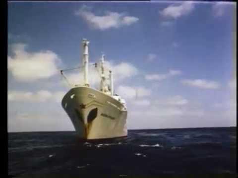 Таинственная стихия океана (Док. фильм, исследования мирового океана), КВС Человек и Время 1992 г