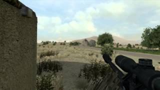 ARMA 2: CO  War in Southern Takistan part 1