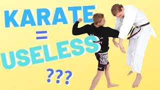 Why Karate DOESN