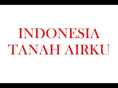 Lagu Asli INDONESIA RAYA Ada 2 Bait Lagi  Udah Pernah Dengar???