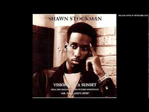 Shawn Stockman of Boyz II Men - Visions of a Sunset from Mr. Holland/s Opus movie soundtrack