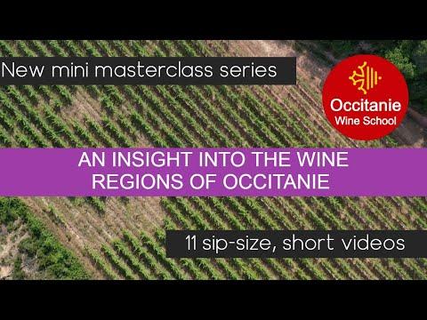 TRAILER – Fascinating wine regions of Occitanie - New mini masterclass series