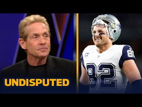 Skip Bayless reacts to Jason Witten announcing return to the Dallas Cowboys | NFL | UNDISPUTED