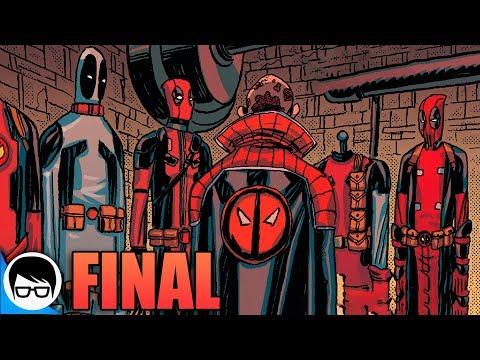 EL FIN DE OLD MAN DEADPOOL - Deadpool 2099 (Parte Final)  | COMIC NARRADO