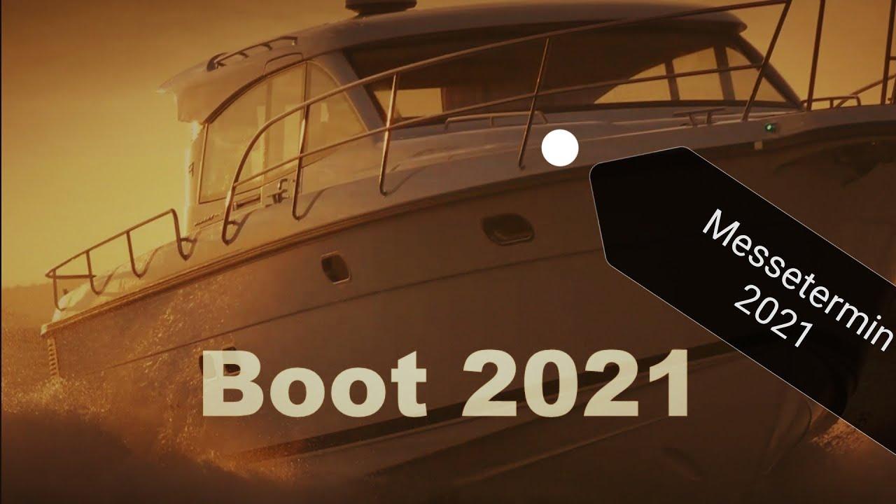 Die Boot Messe 2021 Termine und Zahlen - YouTube