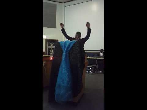 Apostle Sandile MlamboLamborgini Show Us Your Glory SCF