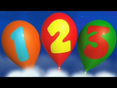 Numbers Song  Learn Numbers  123 Ba Songs For Childrens  Counting Numbers For Kids  kids tv