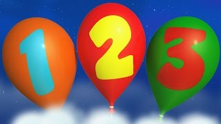 Numbers Song | Learn Numbers123 | Baby Songs For Childrens | Counting Numbers For Kids