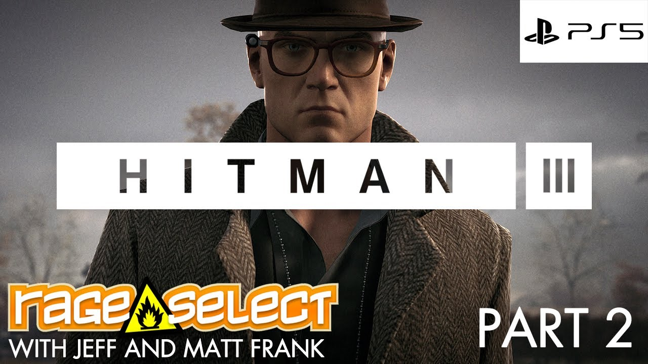 Hitman 3 (The Dojo) Let's Play - Part 2